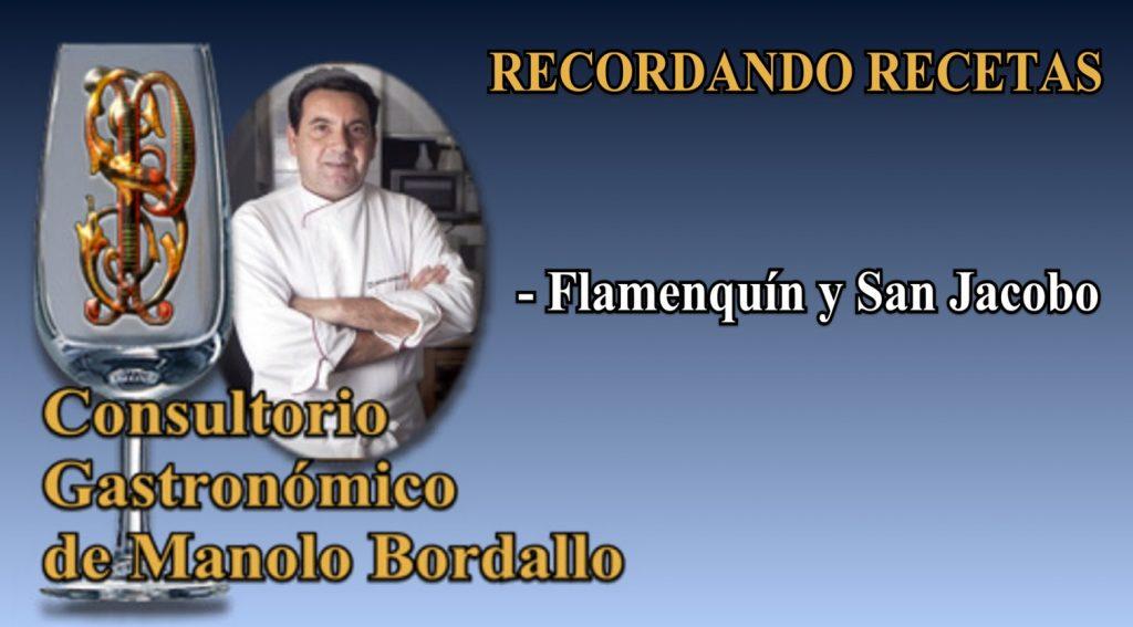 Flamenquin y San Jacobo (con vídeo)