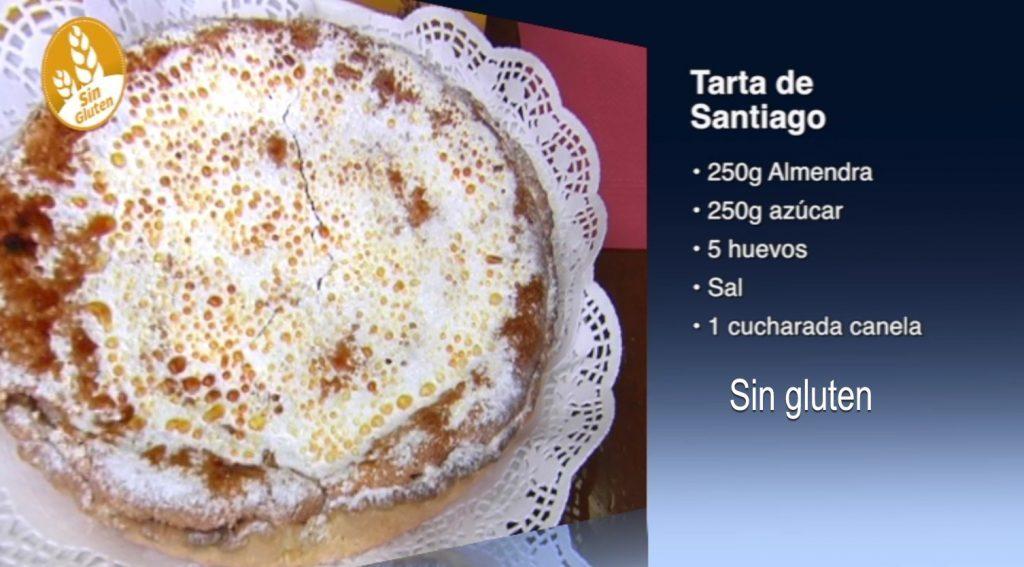Tarta de Santiago sin gluten (con vídeo)