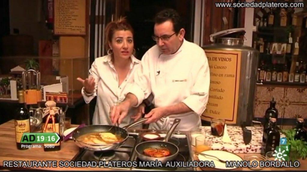 Vermut y naranja con Andalucía Directo (con vídeo)